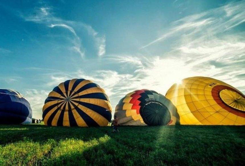Евровидение 2017: в столичное небо поднимут 42 воздушных шара