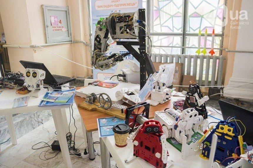 """""""Mini Maker Faire"""": в Киеве прошел фестиваль современных технологий и изобретений (фото)"""