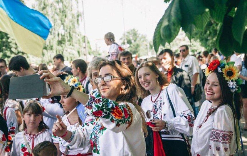 День Киева: в столице пройдет Мегамарш в вышиванках