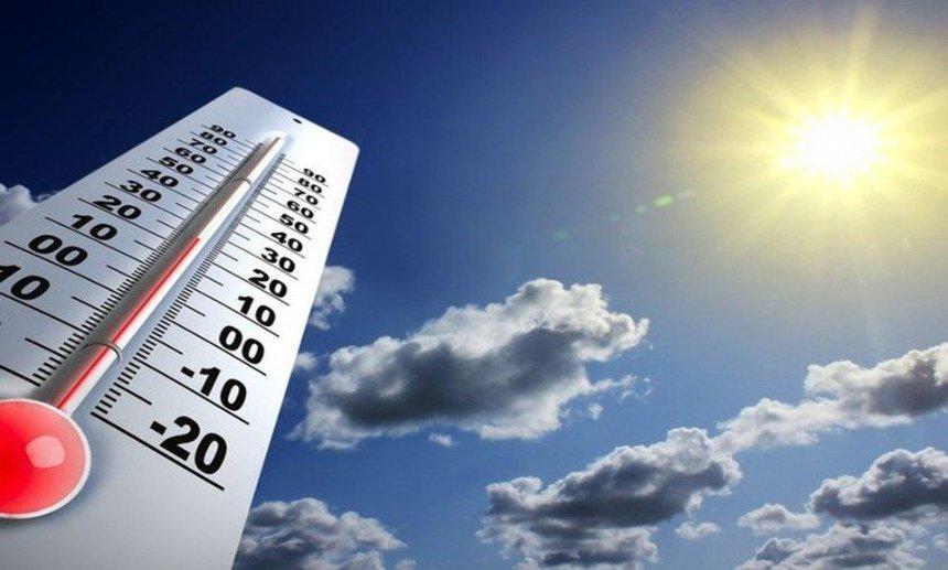 Температура в Киеве побила все рекорды