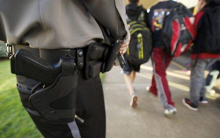 Киевские школы взяли под усиленную охрану