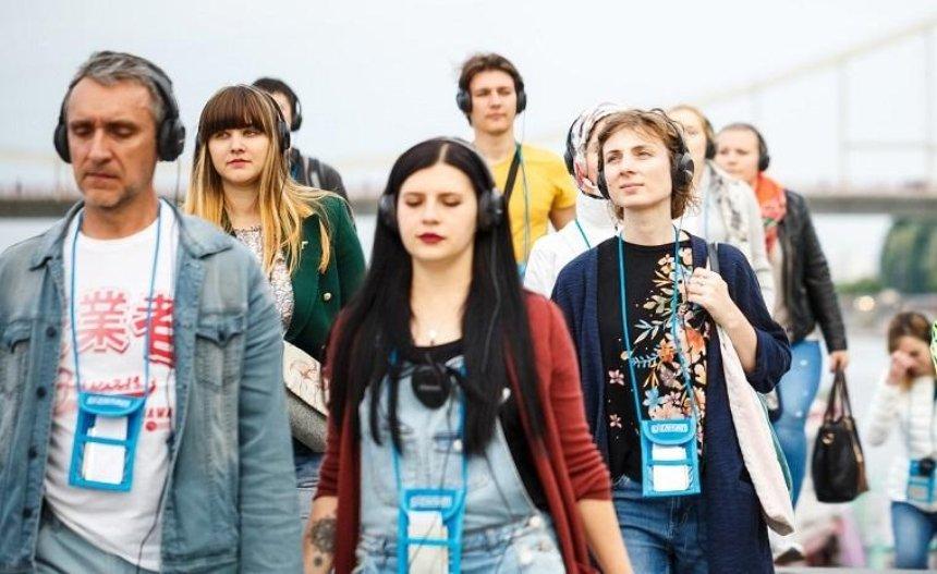 Киевлян приглашают на спектакль-прогулку