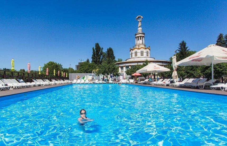 На ВДНГ відкрилась найбільша в Києві територія літніх розваг