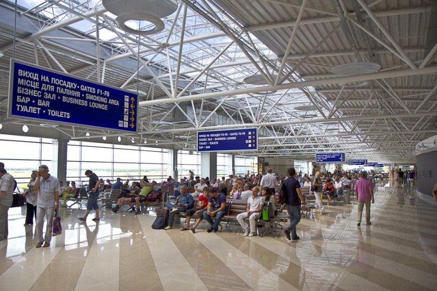 «Борисполь» снова откроет законсервированный терминалF
