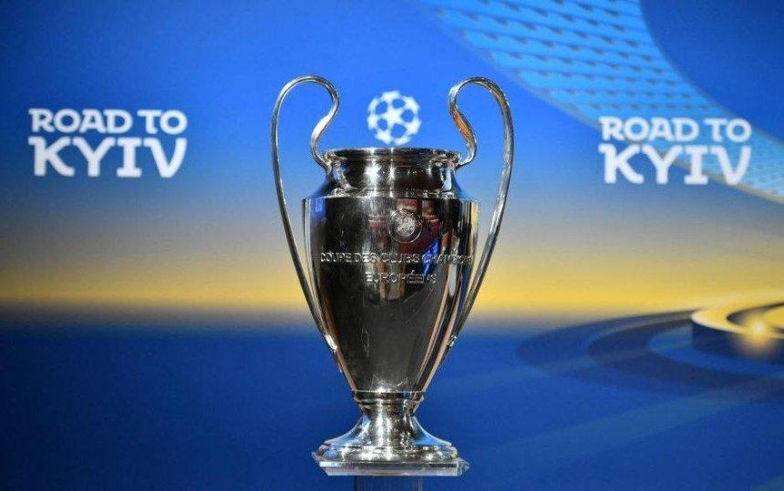 Лига чемпионов 2018: «Укрпочта» выпустит марку вчесть финала турнира