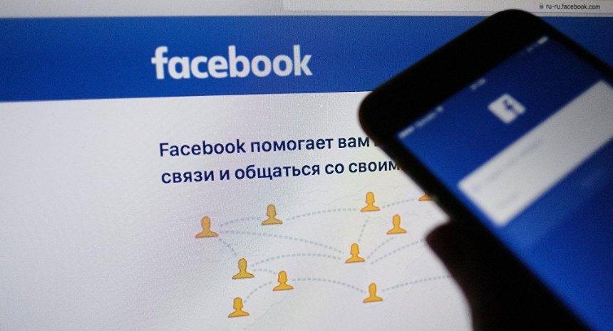 В Украине чиновники хотят получить право наказывать Facebook