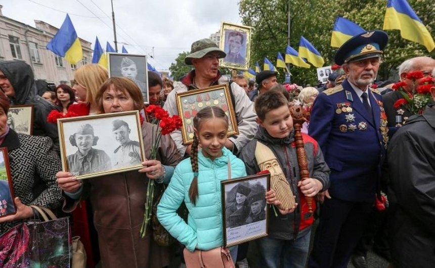 Встолице хотят провести акцию «Бессмертный полк»