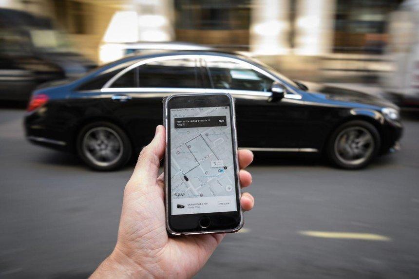 Uber отказывается от машин на еврономерах