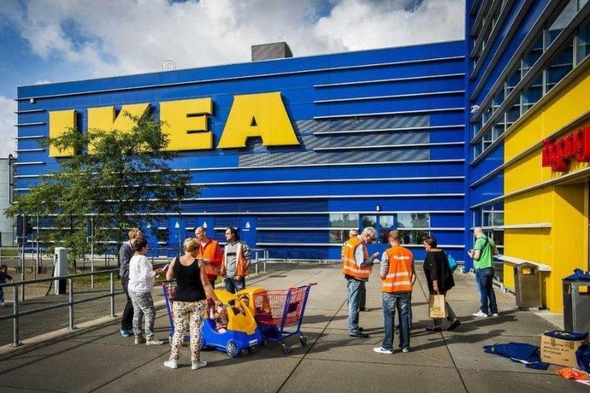 Главное за 14 мая: запуск IKEA в Украине, младенцы в киевском отеле и отключение горячей воды