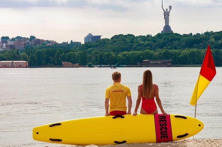 Пляжный сезон в Киеве не откроют с 1 июня: в КГГА назвали причину