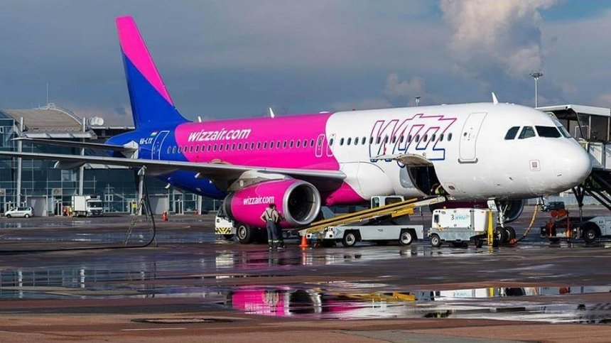 Авиакомпания Wizz Air продлила отмену рейсов в Украину