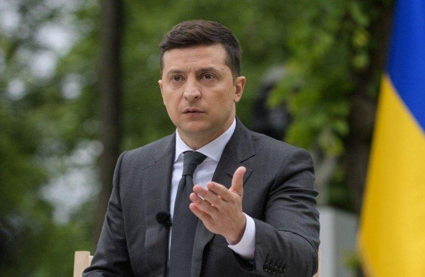 «Какая у меня ответственность?»: Зеленский устроил перепалку с журналистом из-за дела Шеремета