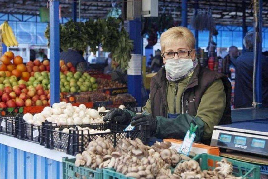 В Киеве 9 мая заработают уже 19 продуктовых рынков: список