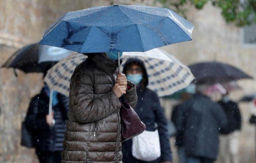Штормовое предупреждение: в Киеве ожидают мощные ливни