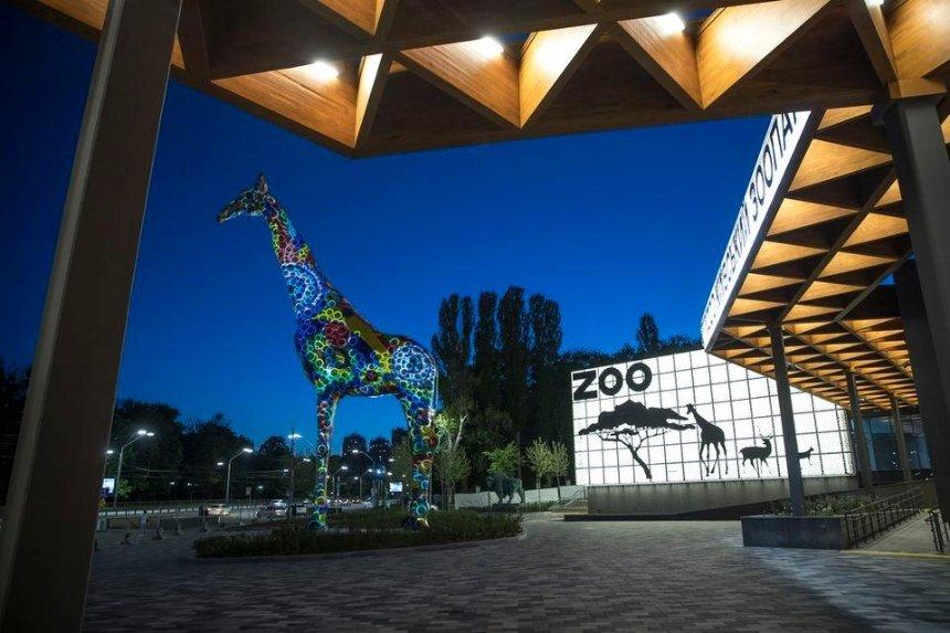 Как выглядит Киевский зоопарк после реконструкции и когда его откроют