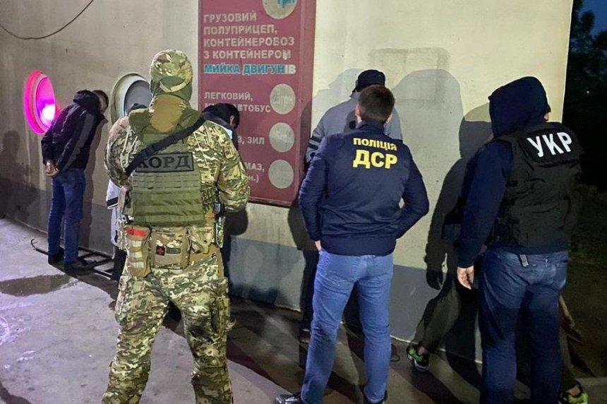 Покушение в центре Киева: полиция задержала иностранных киллеров