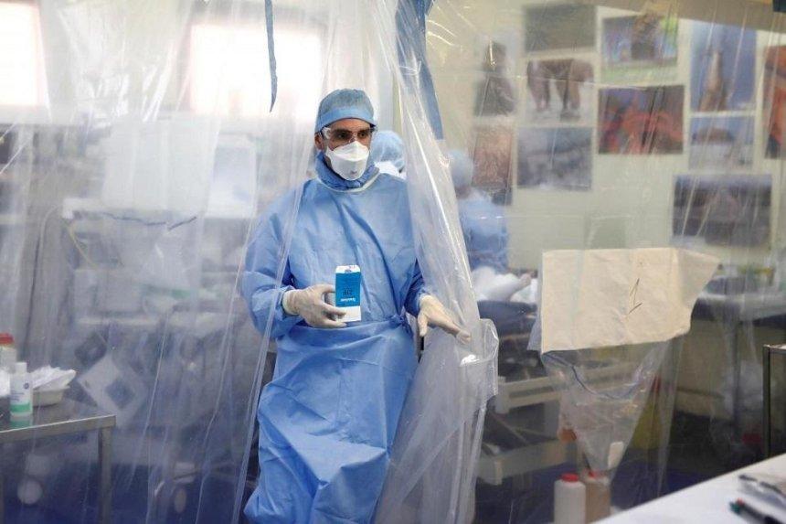 ВКиеве зафиксировано 1453 случая заболевания коронавирусом,— Кличко