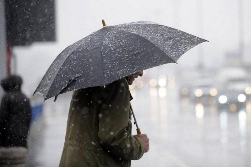 В Киеве объявили штормовое предупреждение: на столицу обрушатся сильные дожди