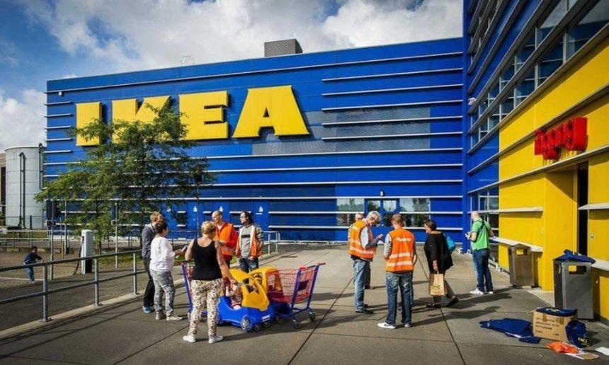 IKEA временно приостановила интернет-продажи в Украине