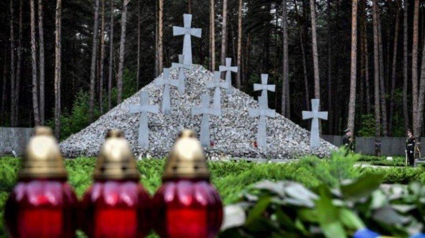 Кличко почтил память жертв политических репрессий