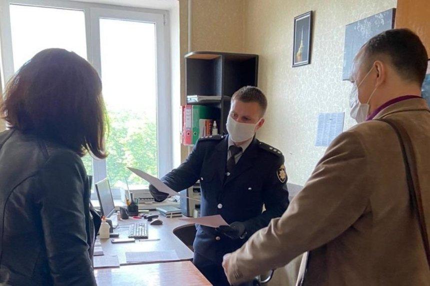 Вспышка COVID-19 в пансионате под Киевом: против директора заведения открыли дело