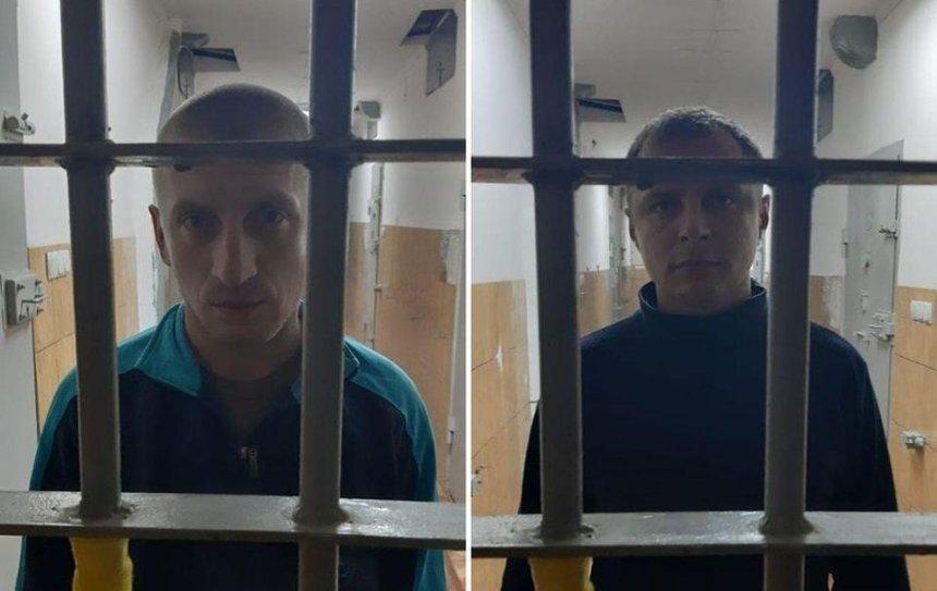 В МВД показали полицейских, которые пытали и изнасиловали женщину под Киевом