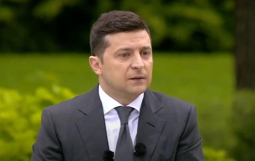 Зеленский сказал, кого поддержит на выборах мэра Киева