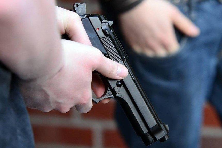 В центре Киева стреляли в мужчину — полиция объявила план «Перехват»