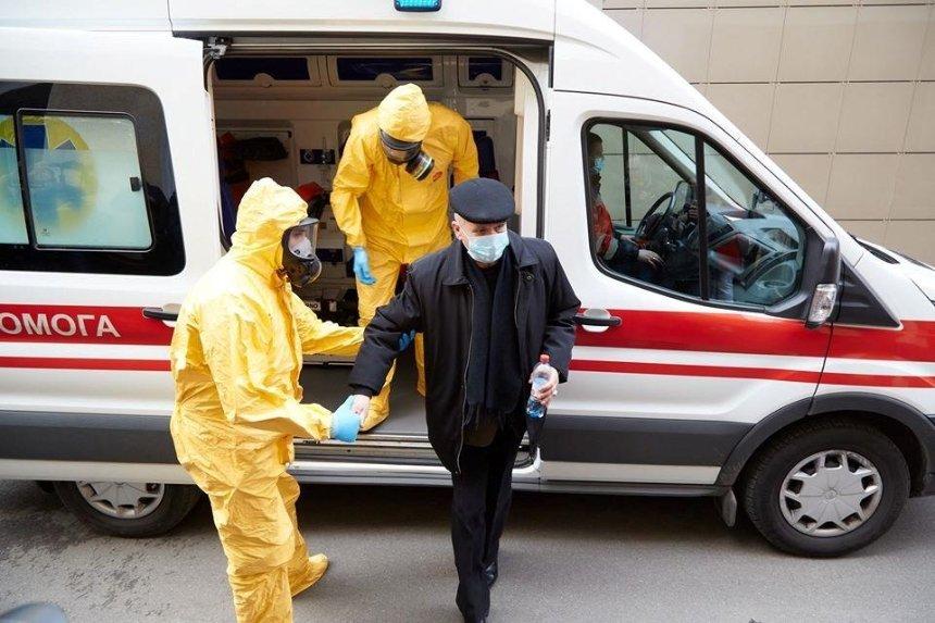 Коронавирус в Киеве: 24 новых случая и одна смерть