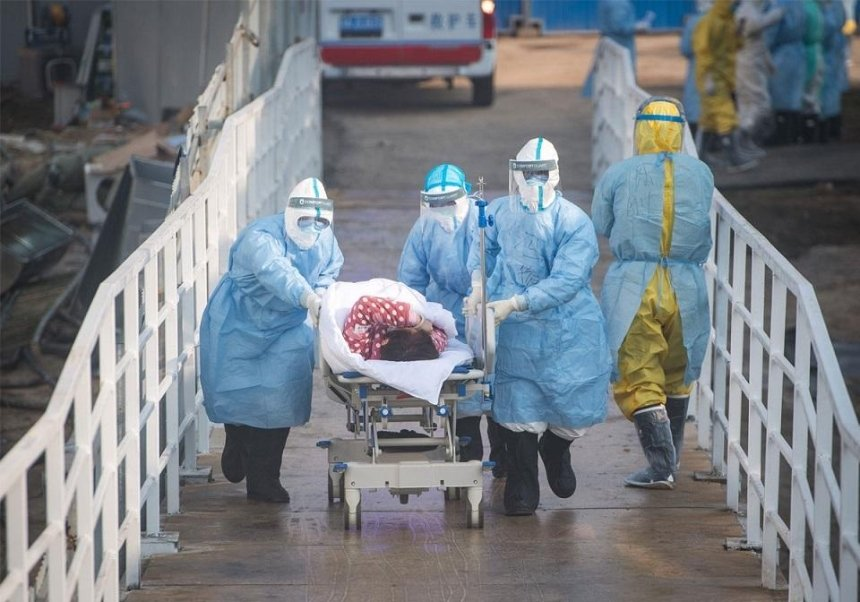 ВКиеве 2280 случаев заболевания коронавирусом,— Кличко