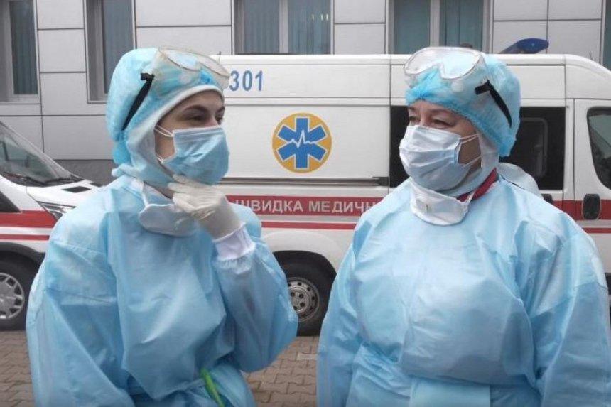 Главное за 30 апреля: протесты медиков, маски из «Эпицентра» и новая скульптура на входе в зоопарк
