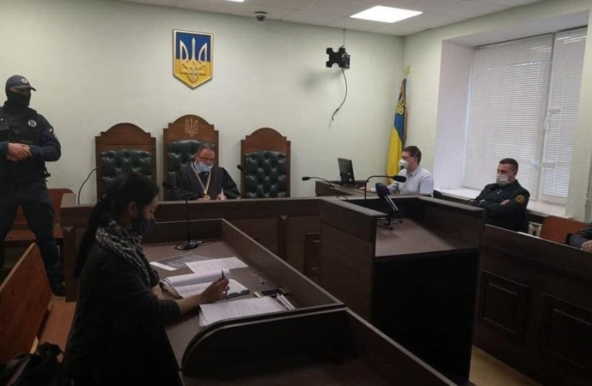 Перестрелка в Броварах: суд избрал меру пресечения 11 подозреваемым