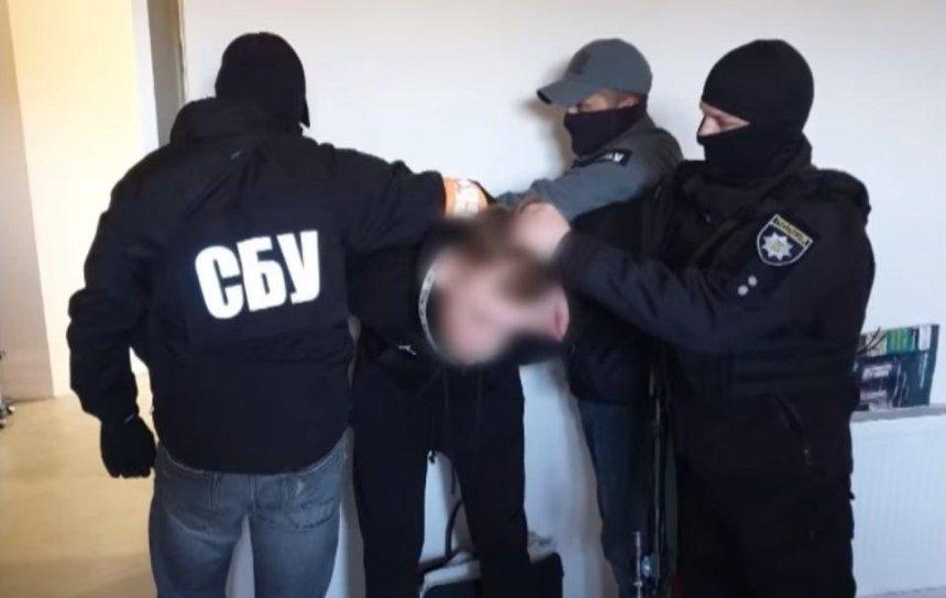 Под Киевом сотрудники СБУ и полиции похищали людей ради выкупа