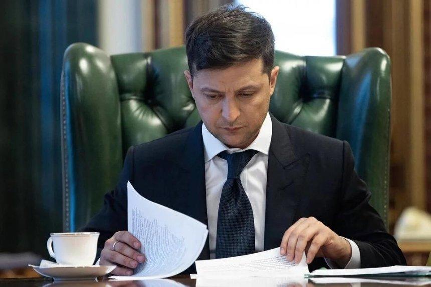 Зеленский подписал «антиколомойский» закон о банках