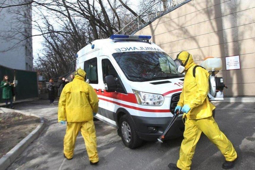 Вспышка коронавируса в киевском интернате: полиция открыла дело