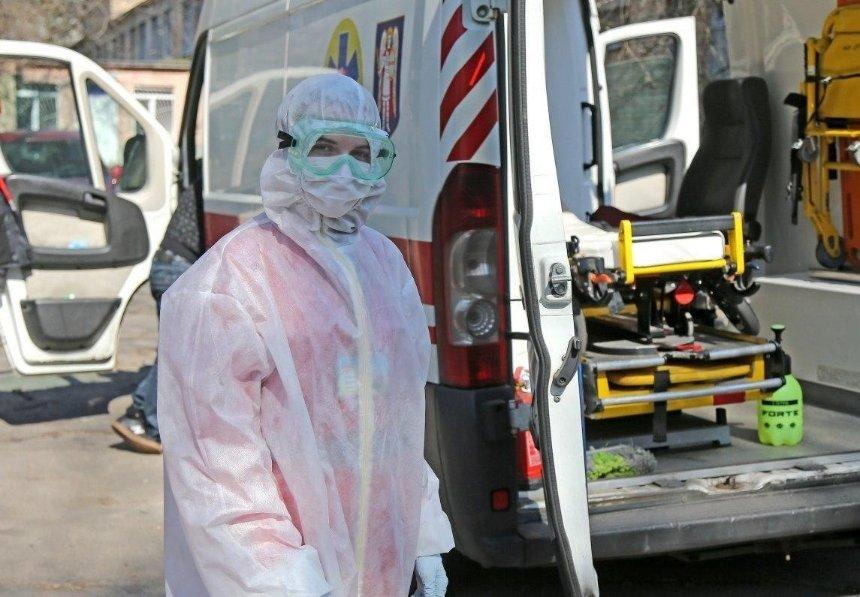 В Украине уже — более 12 тысяч подтвержденных заражений коронавирусом