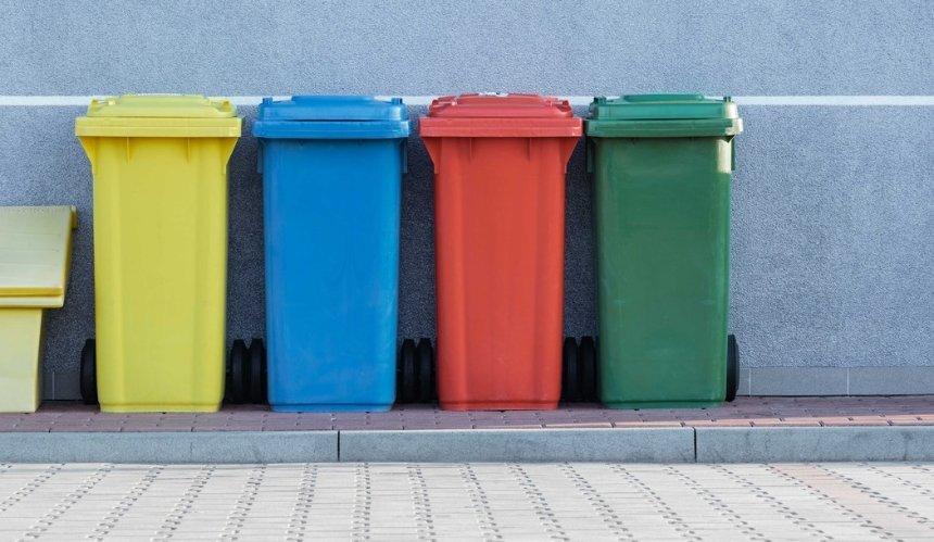Где перерабатывают мусор: в Украине появилась карта пунктов приема вторсырья