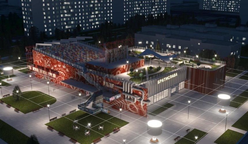На Оболони за почти 100 миллионов гривен отремонтируют кинотеатр «Братислава»