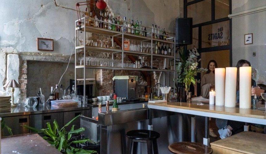 Новое место: бар Saints Bar возле «Кловской»