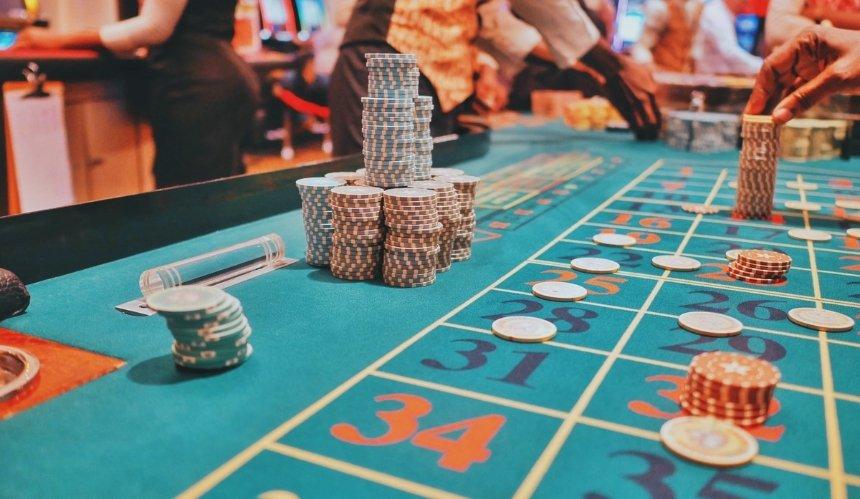 В Киеве начало работу первое легальное казино
