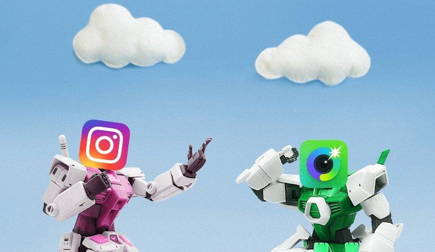 Еще один убийца Instagram: тестируем новую соцсеть Dispo