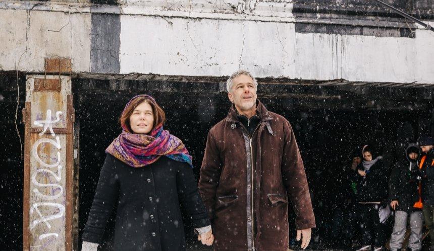«Подвійний імельман»: як у Києві знімали експериментальне кіно про війну
