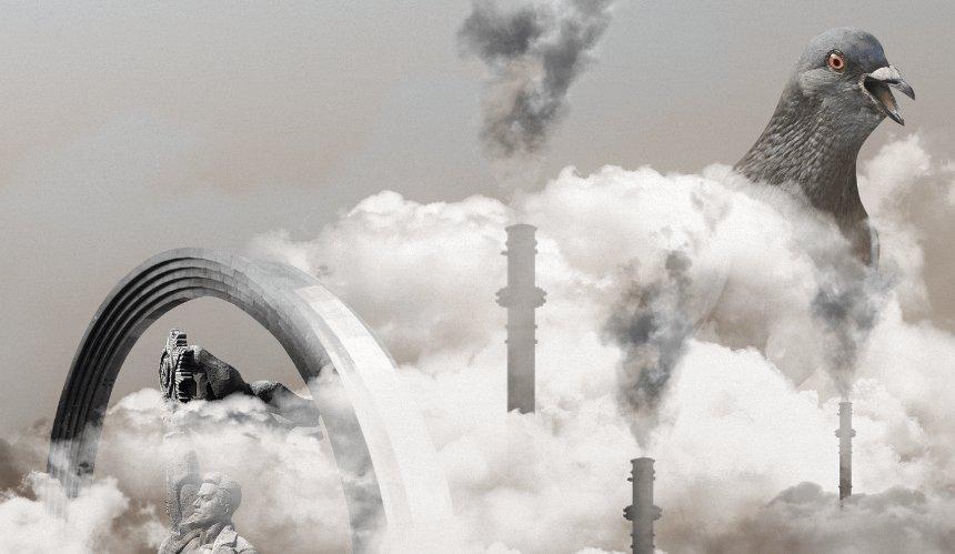 Clubhouse, експерти й електромобілі: як врятувати київське повітря