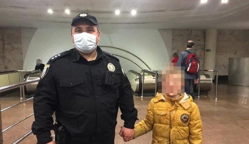 Полиция наказала маму ребенка, хотя он ушел из-под присмотра отца