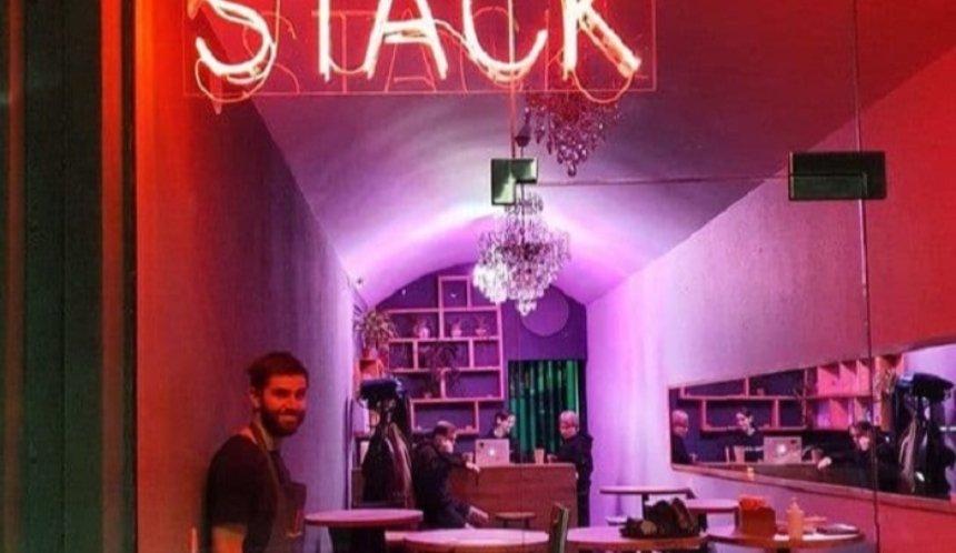 Новое место: азиатское кафе Stack  на Лукьяновке