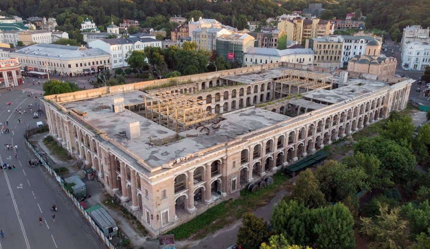 Гостиный двор получил статус национального памятника: что это дает