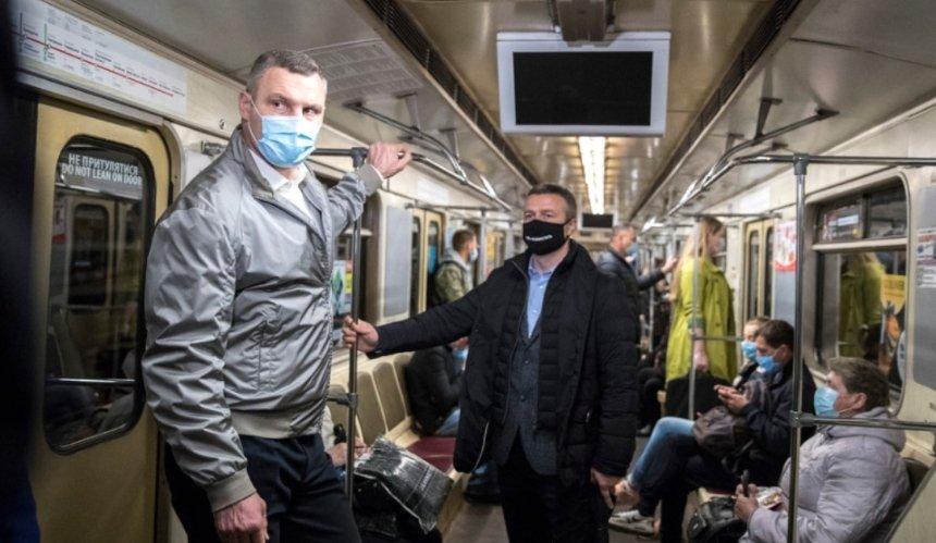 Кличко подтвердил, что вКиеве подорожает проезд