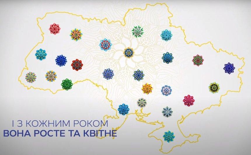 Скриншот видео Министерства культуры
