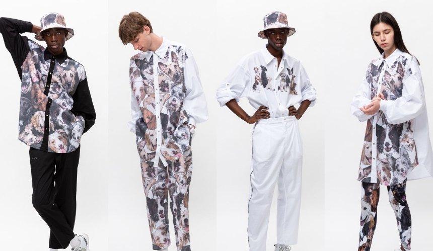 Выпустили коллекцию одежды вподдержку приюта для животных «Сириус»