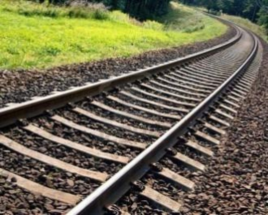 Под Киевом неизвестные разобрали железнодорожную ветку на металлолом